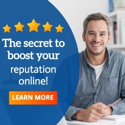 boost your reputation online